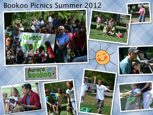 Bookoo.com Picnics Summer 2012